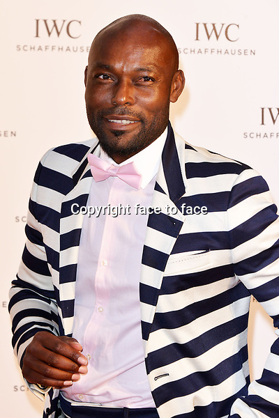 "Jimmy Jean-Louis attending IWC Gala Evening ""FOR THE LOVE OF CINEMA"" at Hotel Du Cap-Eden-Roc during The 66th Annual Cannes Film Festival on 19th May 2013 in Canness, France. Credit: Timm/face to face"