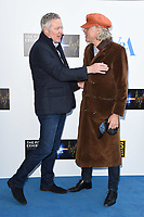 Rory Bremner &amp; Sir Bob Geldof at the private view of The Pink Floyd: Their Mortal Remains Exhibition at the V&amp;A Museum, London, UK. <br /> 09 May  2017<br /> Picture: Steve Vas/Featureflash/SilverHub 0208 004 5359 sales@silverhubmedia.com