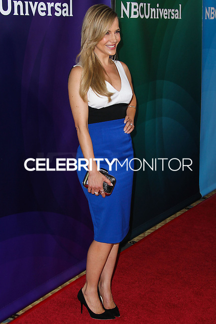PASADENA, CA, USA - APRIL 08: Julie Benz at the NBCUniversal Summer Press Day 2014 held at The Langham Huntington Hotel and Spa on April 8, 2014 in Pasadena, California, United States. (Photo by Xavier Collin/Celebrity Monitor)