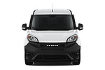 Car photography straight front view of a 2019 Ram Promaster-City Tradesman 5 Door Car Van Front View