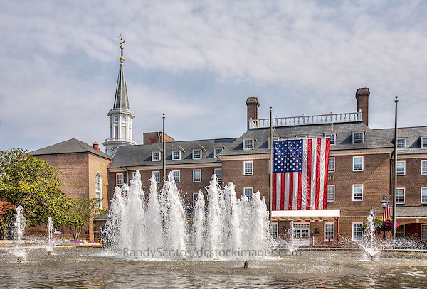 Courthouse Old Town Alexandria Virginia