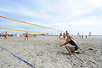 VOLLEYBAL: LEMMER: Beachvolleybaltoernooi, ©foto Martin de Jong