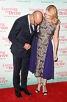 "Stanley Tucci and Patricia Clarkson<br /> arrives for the ""Learning to Drive"" Gala screening at the Curzon Mayfair, London.<br /> <br /> <br /> ©Ash Knotek  D3126  02/06/2016"