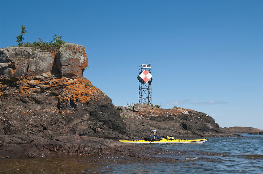 Blake Point at Isle Royale National Park.