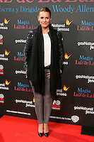 "Elena Ballesteros attend the Premiere of the movie ""Magic in the Moonlight"" at callao Cinema in Madrid, Spain. December 2, 2014. (ALTERPHOTOS/Carlos Dafonte) /NortePhoto.com"