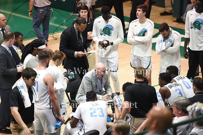 Tulane rally comes up short as they fall to USF, 80-75.