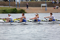 Race: 180  Event: Mx B 4x-  Final<br /> <br /> British Rowing Masters Championships 2018<br /> Saturday<br /> <br /> To purchase this photo, or to see pricing information for Prints and Downloads, click the blue 'Add to Cart' button at the top-right of the page.