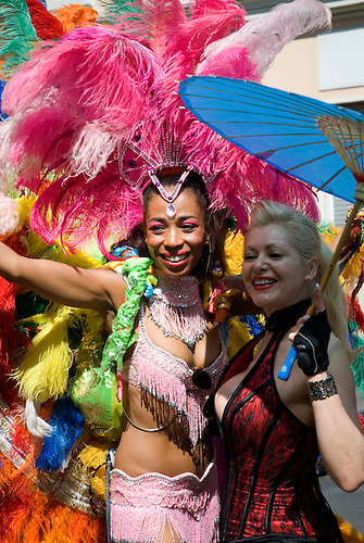 Carnival the culture Berlin Germany