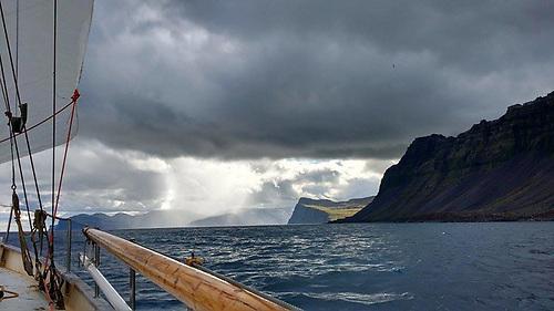 Northwest Iceland as seen from Teddy last year.