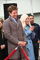 07 January 2019 - Hollywood, California - Bradley Cooper, Lady Gaga . Sam Elliott Hand And Footprint Ceremony held at TCL Chinese Theatre. <br /> CAP/ADM/BT<br /> &copy;BT/ADM/Capital Pictures