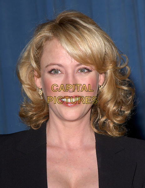 VIRGINIA MADSEN.Attends The 77th Annual Academy Awards Nominees Luncheon held at The Beverly Hilton Hotel,.Beverly Hills, California, USA, .February 7th 2005..Portarit headshot lunch.Ref: DVS.www.capitalpictures.com.sales@capitalpictures.com.©Capital Pictures.