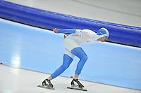 SCHAATSEN: HEERENVEEN: 26-12-2013, IJsstadion Thialf, KNSB Kwalificatie Toernooi (KKT), 5000m, Rob Hadders, ©foto Martin de Jong