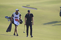 Danny Willett (ENG) on the 15th fairway during the final round of the DP World Tour Championship, Jumeirah Golf Estates, Dubai, United Arab Emirates. 18/11/2018<br /> Picture: Golffile | Fran Caffrey<br /> <br /> <br /> All photo usage must carry mandatory copyright credit (© Golffile | Fran Caffrey)