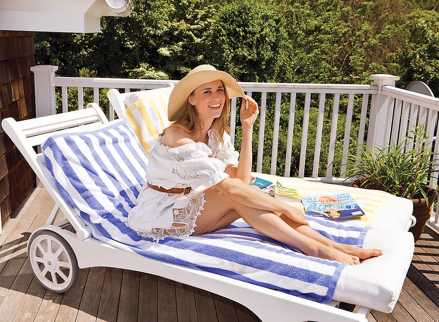 Model Julie Henderson