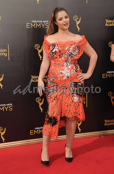 11 September 2016 - Los Angeles, California. Kether Donohue. 2016 Creative Arts Emmy Awards - Day 2 held at Microsoft Theater. Photo Credit: Birdie Thompson/AdMedia