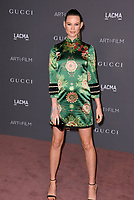 Behati Prinsloo at the 2017 LACMA Art+Film Gala at the Los Angeles County Museum of Art, Los Angeles, USA 04 Nov. 2017<br /> Picture: Paul Smith/Featureflash/SilverHub 0208 004 5359 sales@silverhubmedia.com
