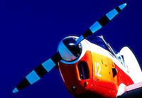 De Havilland Canada DHC1 Chipmunk.