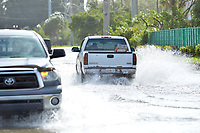 FORT LAUDERDALE,  FL - SEPTEMBER 11: ***NO NY DAILIES***  (EXCLUSIVE COVERAGE) Effects of Extreme Category 5 Hurricane Irma in South Florida immediately following the storm on September 11, 2017 in Fort Lauderdale, Florida<br /> CAP/MPI122<br /> &copy;MPI122/Capital Pictures