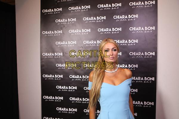CHIARA BONI<br /> New York Fashion Week FW 17 18<br /> in New York, USA in February 2017.<br /> CAP/GOL<br /> &copy;GOL/Capital Pictures