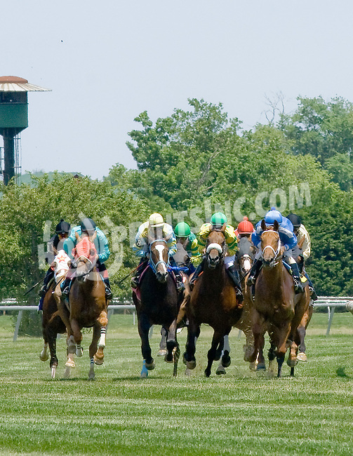 Bigleaugeprospect winning at Delaware Park on 6/16/12