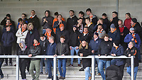 Blackpool fans enjoy the pre-match atmosphere <br /> <br /> Photographer Chris Vaughan/CameraSport<br /> <br /> The EFL Sky Bet League One - Burton Albion v Blackpool - Saturday 16th March 2019 - Pirelli Stadium - Burton upon Trent<br /> <br /> World Copyright &copy; 2019 CameraSport. All rights reserved. 43 Linden Ave. Countesthorpe. Leicester. England. LE8 5PG - Tel: +44 (0) 116 277 4147 - admin@camerasport.com - www.camerasport.com