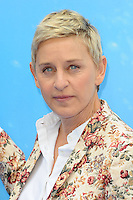 LONDON, ENGLAND - JULY 10: Ellen Degeneres attends the UK Gala Screening of Finding Dory at Odeon Leicester Square on July 10, 2015 in London, England.<br /> CAP/BEL/MediaPunch ***USA and South America Only**