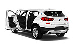 Car images close up view of a 2018 BMW X2 Standard 5 Door SUV doors