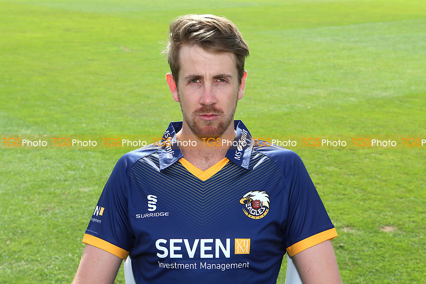 Matt Quinn of Essex in NatWest T20 Blast kit during the Essex CCC Press Day at The Cloudfm County Ground on 5th April 2017