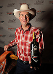 Grand Champion Wine winner K.R. Rombauer of Rombauer Vineyards before the Rodeo Uncorked! Roundup and Best Bites Competition at Reliant Center Sunday Feb. 22,2015.(Dave Rossman Photo)