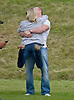"ZARA PHILLIPS GETS A BIG HUG FROM HUBBY MIKE TINDALL.KATE HAS FAMILY DAY WITH PRINCES WILLIAM AND HARRY AT POLO.Catherine, Duchess of Cambridge joined Princes William and Harry extended family at the Polo..They included Zara Phillips and husband Mike Tindall, Peter Phillips, Autumn and children Savannah and Isla..Kate and William also brought along their new puppy Lupo to the event..The Princes were playing in a charity polo match at Beaufort, Gloucestershire_17/06/2012.Mandatory Credit Photo: ©NEWSPIX INTERNATIONAL..**ALL FEES PAYABLE TO: ""NEWSPIX INTERNATIONAL""**..IMMEDIATE CONFIRMATION OF USAGE REQUIRED:.Newspix International, 31 Chinnery Hill, Bishop's Stortford, ENGLAND CM23 3PS.Tel:+441279 324672  ; Fax: +441279656877.Mobile:  07775681153.e-mail: info@newspixinternational.co.uk"