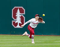 Stanford Softball vs St. Mary's, March 27, 2019