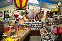 Mister Ed's Elephant Museum and candy shop, Orrtanna, Pennsylvania, USA