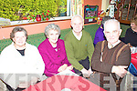 At the I.C.A. community Christmas party held in the Inny Tavern on Sunday last were l-r; Margaret O'Connor, Mary Wharton, Dan Curran & John O'Neill.