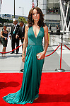 LOS ANGELES, CA. - September 13: Actress Jennifer Beals s at the 60th Primetime Creative Arts Emmy Awards held at Nokia Theatre on September 13, 2008 in Los Angeles, California.