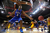 NCAA Basketball - Maryland Terrapins vs. Duke Blue Devils<br /> <br /> Copyright Alan P. Santos