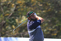 Andrew Johnston (ENG) in action on the 11th during Round 3 of the Hero Indian Open at the DLF Golf and Country Club on Saturday 10th March 2018.<br /> Picture:  Thos Caffrey / www.golffile.ie<br /> <br /> All photo usage must carry mandatory copyright credit (&copy; Golffile | Thos Caffrey)