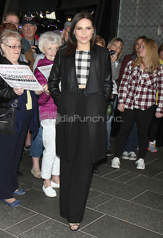 NEW YORK, NY - MAY 11: Lana Parrilla pictured at ABC's Good Morning America in New York City on May 11, 2016. Credit: RW/MediaPunch