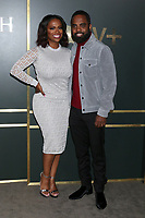 """LOS ANGELES - NOV 11:  Kandi Burruss, Todd Tucker at the """"Truth Be Told"""" Premiere Screening at Samuel Goldwyn Theater on November 11, 2019 in Beverly Hills, CA"""
