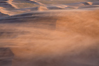 Sandstorm at sunset, Great Sand Dunes National Park.<br /> <br /> Canon EOS 5D, 70-200 f/2.8L lens