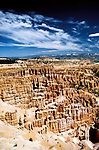 UT: Utah; Bryce Canyon National Park, Silent City    .Photo Copyright: Lee Foster, lee@fostertravel.com, www.fostertravel.com, (510) 549-2202.Image: utbryc201