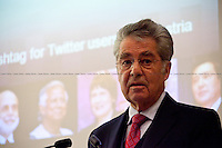29.11.2011 - LSE Presents: Meeting Heinz Fischer - Federal President of the Republic of Austria