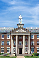 Frederick Douglas Memorial Hall, Howard University, Washington DC, USA