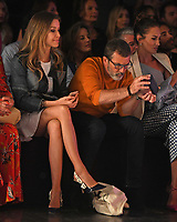 MIAMI, FL - JUNE 02: Nicole Kimpel and Antonio Banderas attend the Custo Barcelona Runway Show during Miami Fashion Week at the Ice Palace Studios on June 2, 2018 in Miami Florida. <br /> CAP/MPI04<br /> &copy;MPI04/Capital Pictures