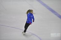 SCHAATSEN: HEERENVEEN: IJsstadion Thialf, 03-11-2015, Training Kunstschaatsen, ©foto Martin de Jong