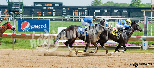 Flying Forward winning at Delaware Park on 5/20/13
