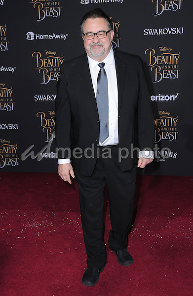 "02 March 2017 - Hollywood, California - Don Hahn. Los Angeles premiere of Disney's ""Beauty and the Beast' held at El Capitan Theatre. Photo Credit: Birdie Thompson/AdMedia"