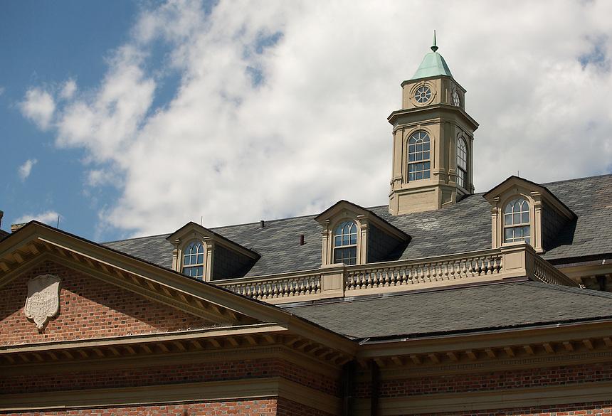 Tucker Hall