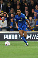 Terell Thomas of AFC Wimbledon during AFC Wimbledon vs Rochdale, Sky Bet EFL League 1 Football at the Cherry Red Records Stadium on 5th October 2019