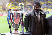 31st March 2020, France; It has been announced that Pape Diouf, ex-President of League 1 football club in France has died from Covid-19 Coroma Virus.  FRENCH CHAMPIONSHIP 2005/2006 - AS MONACO v OLYMPIQUE MARSEILLE - 08/04/2006