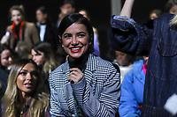 NOVA YORK,USA, 12.02.2019 - MODA-NOVA YORK - Manu Gavassi durante desfile da grife John John no New York Fashion Week (NYFW) em Nova York nesta terça-feira, 12. (Foto: Vanessa Carvalho/Brazil Photo Press)
